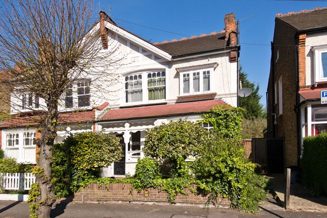 Thumbnail Semi-detached house for sale in Stanton Road, London