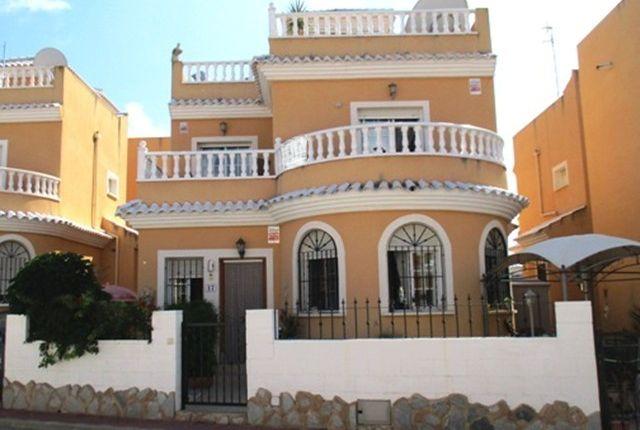 Thumbnail Detached house for sale in Urbanización La Marina, Costa Blanca South, Costa Blanca, Valencia, Spain