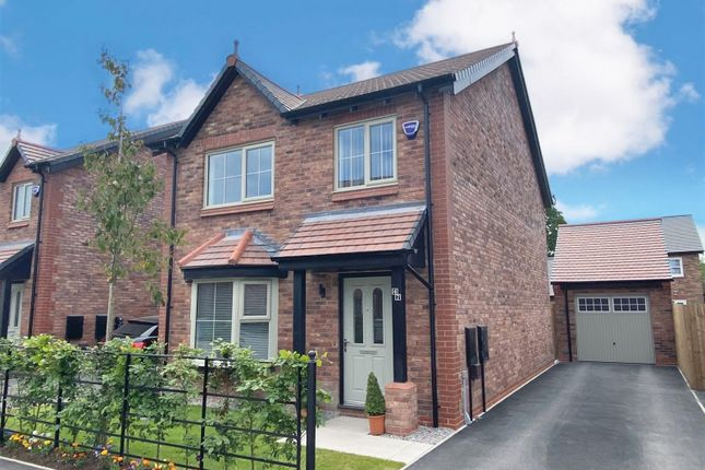 4 bed detached house for sale in Bailey Road, Wilmslow SK9