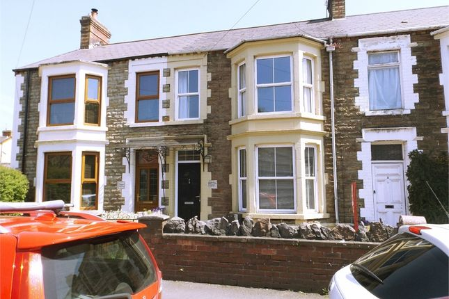 Thumbnail Terraced house for sale in Talcennau Road, Port Talbot, West Glamorgan
