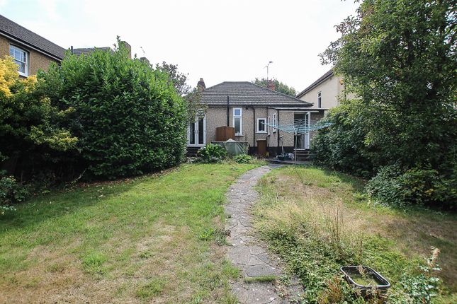 Thumbnail Detached bungalow for sale in Ongar Road, Brentwood