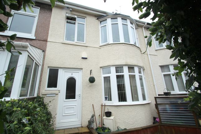 Thumbnail Terraced house for sale in Sefton Avenue, Plymouth