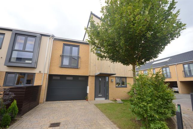 Thumbnail End terrace house for sale in Holyrood Drive, Houghton Regis, Dunstable