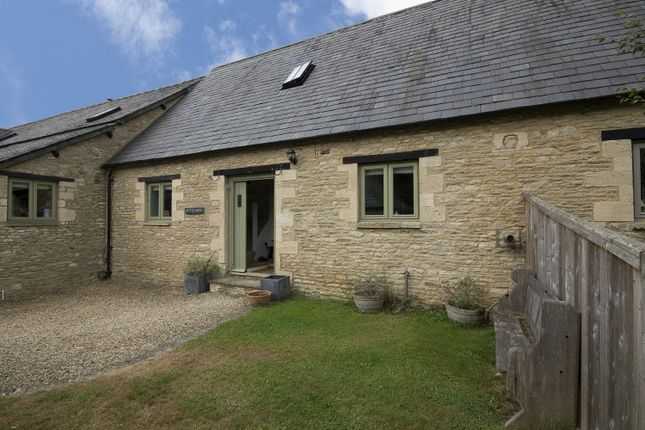 Thumbnail Barn conversion to rent in Signet, Burford