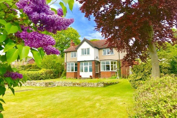 4 bed detached house to rent in Hope, Wrexham LL12