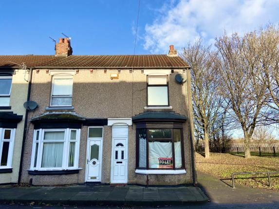 Front of Henry Street, North Ormesby, Middlesbrough, North Yorkshire TS3