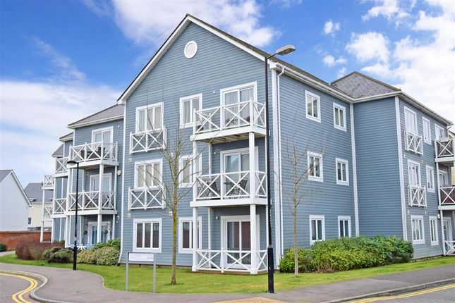 2 bed flat for sale in Poynder Drive, Holborough Lakes, Kent