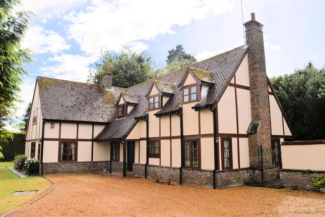 Thumbnail Detached house for sale in Hall Orchards, Middleton, King's Lynn