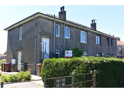 Thumbnail Maisonette to rent in Glenmoy Avenue, Dundee