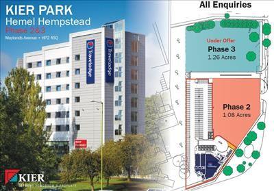 Thumbnail Retail premises for sale in Kier Park (Phase 2), Maylands Avenue, Hemel Hempstead, Hertfordshire