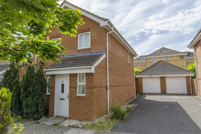 Thumbnail End terrace house to rent in Cable Street, Eastleigh, Eastleigh, Hampshire