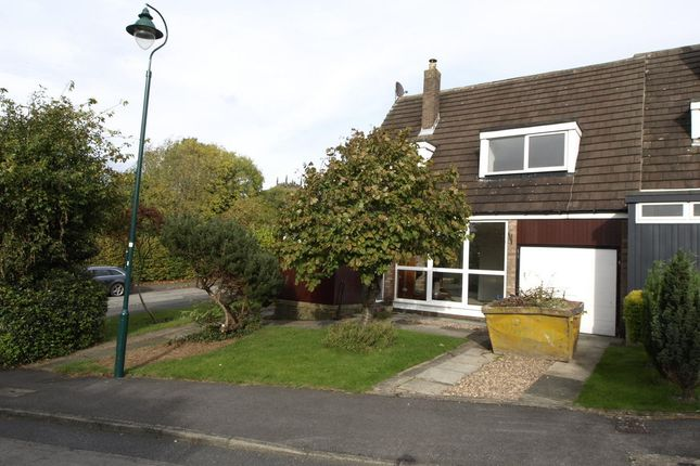 Thumbnail Semi-detached house to rent in St. Juliens Way, Cawthorne, Barnsley