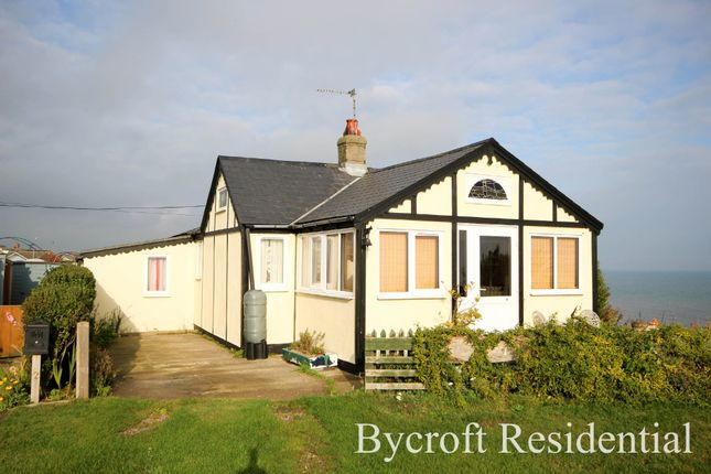 Thumbnail Detached bungalow for sale in Little Scratby Crescent, Scratby, Great Yarmouth