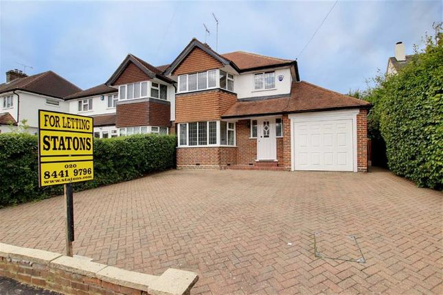 Thumbnail Semi-detached house to rent in Moffats Lane, Brookmans Avenue, Hertfordshire