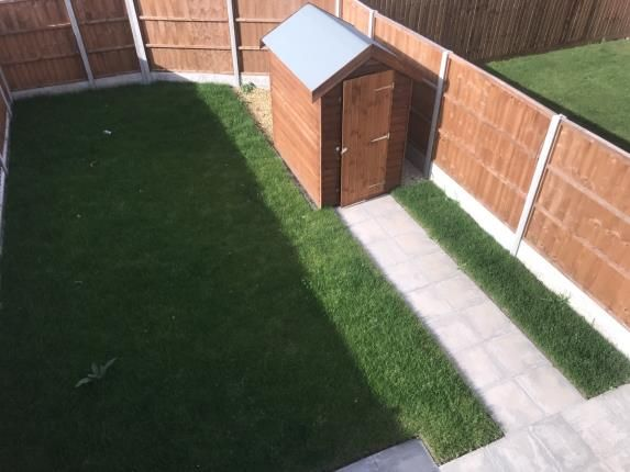 Rear Garden of Scots Lane, Coundon, Coventry, West Midlands CV6