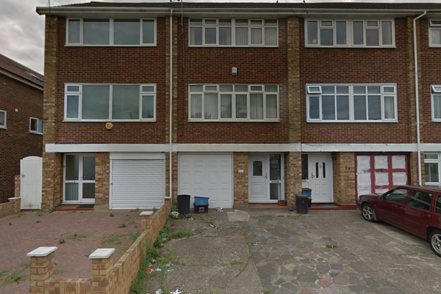 Thumbnail Terraced house to rent in Thomswood Hill, Barkingside