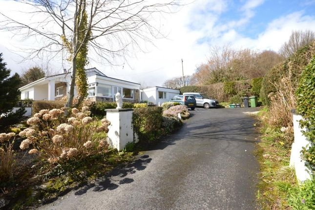 Thumbnail Detached bungalow for sale in Honeywill Lane, Ilsington, Newton Abbot, Devon