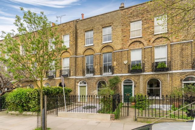 Thumbnail Terraced house to rent in Cloudesley Road, Islington