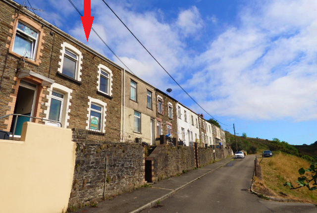 Thumbnail Terraced house for sale in Lower Church Street, Pontycymer, Bridgend
