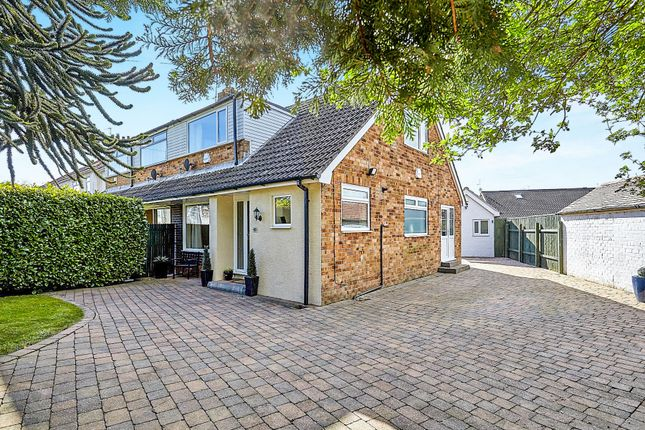Thumbnail Semi-detached house for sale in Anlaby Park Road South, Hull