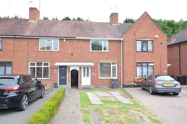 2 bed terraced house to rent in Haddon Road, Great Barr, Birmingham B42