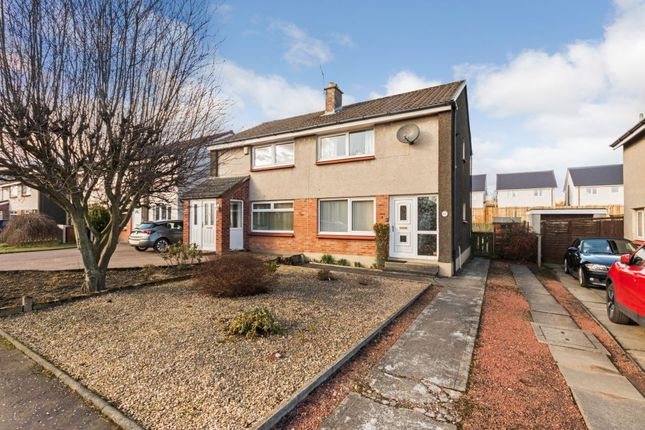 Thumbnail Semi-detached house for sale in 47 Boyd-Orr Drive, Penicuik