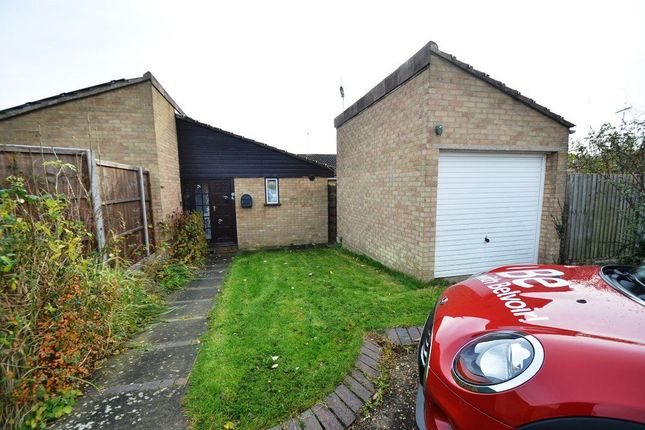 Thumbnail Bungalow to rent in Wingfield, Orton Goldhay, Peterborough