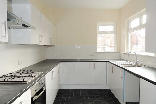 Thumbnail Terraced house to rent in Delamere Road, Levenshulme, Manchester