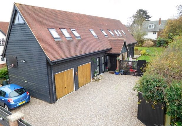 Thumbnail Detached house for sale in Sheering Road, Churchgate Street, Old Harlow