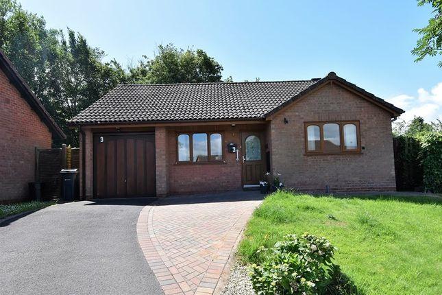 Thumbnail Detached bungalow for sale in High Heath Close, Bournville, Birmingham