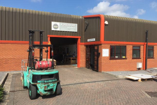 Thumbnail Light industrial to let in Crossways Road, Bridgwater