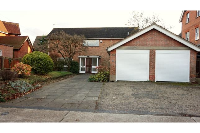 Thumbnail Detached house for sale in Park Road, Ipswich