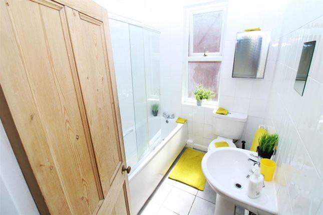 Bathroom of Burleigh Road, Loughborough LE11