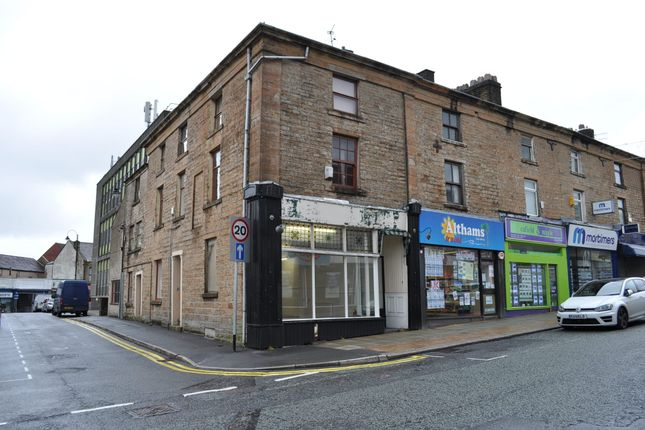 Thumbnail Retail premises for sale in Blackburn Road, Accrington