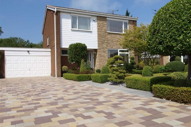 Thumbnail Detached house for sale in Ripley Drive, Cramlington