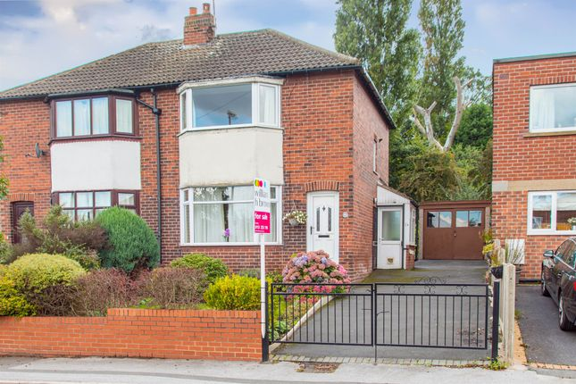 2 bed semi-detached house for sale in Spring Avenue, Gildersome, Leeds LS27