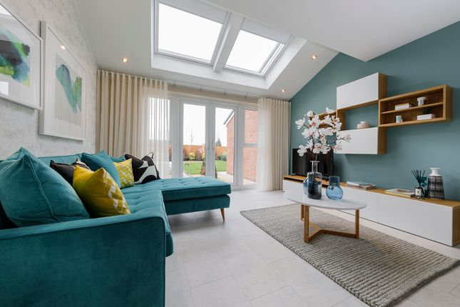 Thumbnail 3 bed semi-detached house for sale in Polletts Avenue, Brinnington