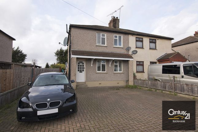Thumbnail Semi-detached house for sale in Moore Avenue, Grays