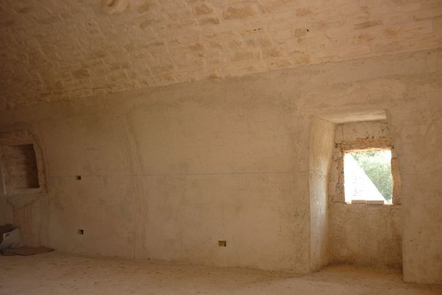 Internal of Masseria Frances, Ceglie Messapica, Puglia, Italy