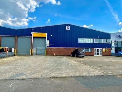 Thumbnail Light industrial to let in Hambridge Business Centre, Unit 12, Hambridge Lane, Newbury, Berkshire