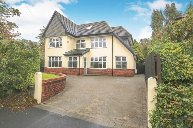 Thumbnail Detached house for sale in Ley Hey Road, Marple, Stockport, Cheshire