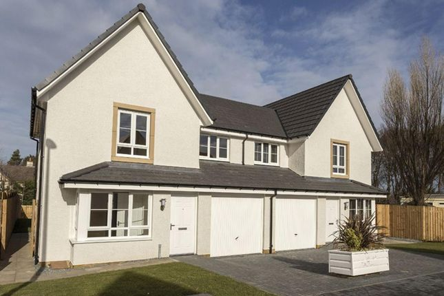 """Thumbnail Semi-detached house for sale in """"Airth"""" at Scotstoun Avenue, South Queensferry, South Queensferry"""