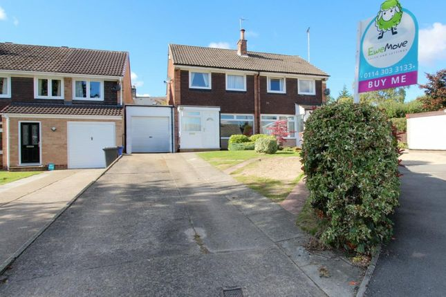 Thumbnail Semi-detached house for sale in Totley Grange Close, Sheffield