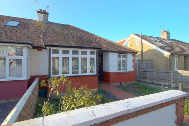 Thumbnail Semi-detached bungalow for sale in Balmoral Gardens, Ealing
