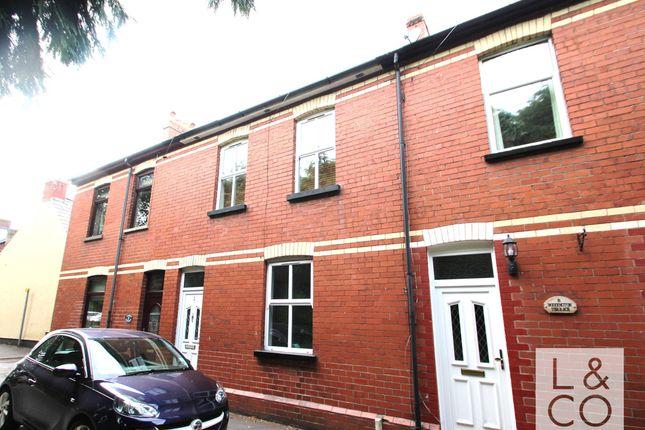 Thumbnail Terraced house to rent in Boddington Terrace, Caerleon