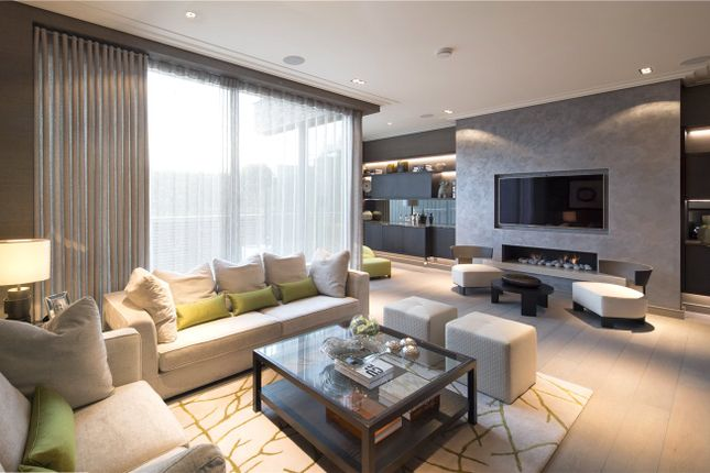 Thumbnail Property for sale in 39-40 College Crescent, Hampstead, London