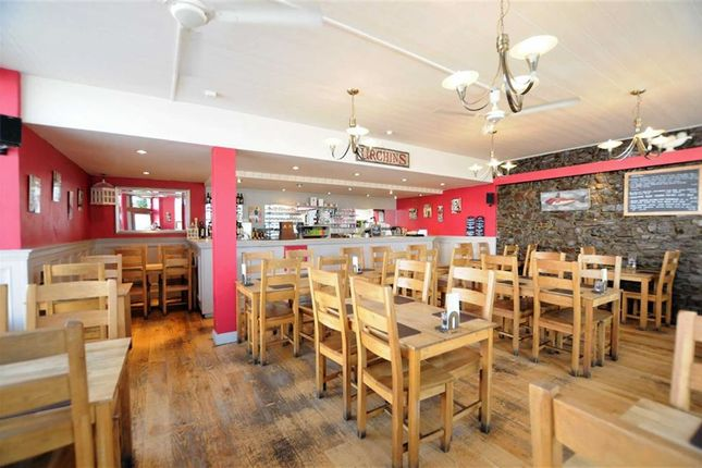 Thumbnail Commercial property for sale in Princes Street, Bude