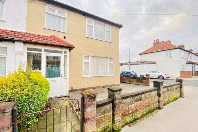 Thumbnail Semi-detached house to rent in Keston Road, Thornton Heath