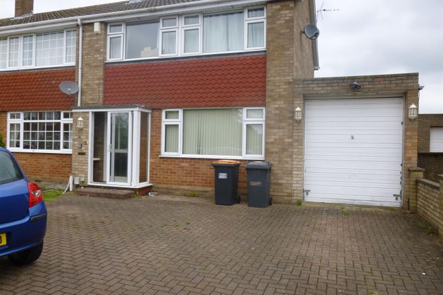 Thumbnail Property to rent in Kimble Drive, Bedford