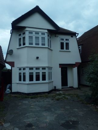 Thumbnail Detached house to rent in Haynes Road, Hornchurch